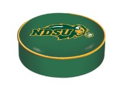 North Dakota state logo green