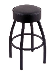 "swivel metal bar, counter stool,  black wrinkle only; 25"" or 30"""