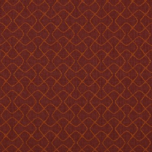 axis paprika fabric